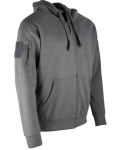 Kombat uk Spec Ops Military Fleece Hoodie Tactical Hoody Gun Metal Grey